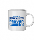 Dept of Animals Heaven Inc Ceramic Mug Based on Miracle Workers